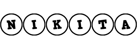 Nikita handy logo