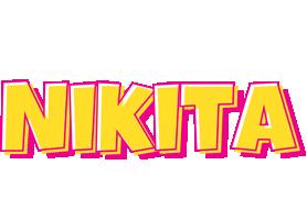 Nikita kaboom logo
