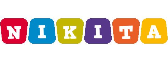 Nikita kiddo logo