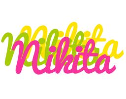 Nikita sweets logo
