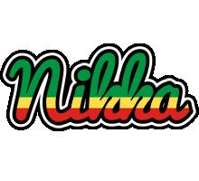 Nikka african logo