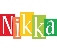 Nikka colors logo