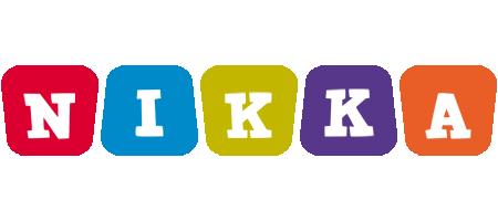 Nikka daycare logo