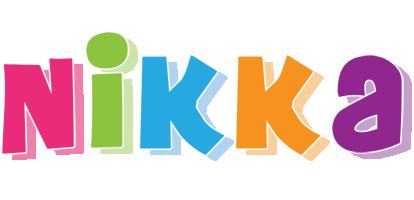 Nikka friday logo