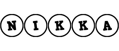 Nikka handy logo