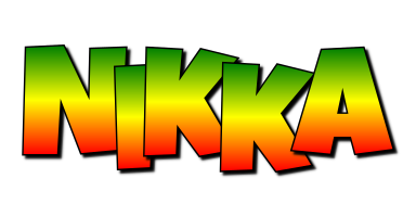 Nikka mango logo