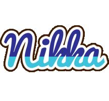 Nikka raining logo