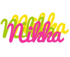 Nikka sweets logo