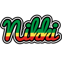 Nikki african logo