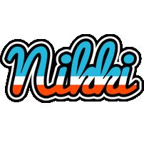 Nikki america logo