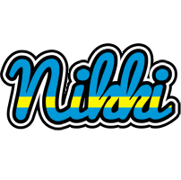 Nikki sweden logo