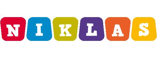Niklas kiddo logo