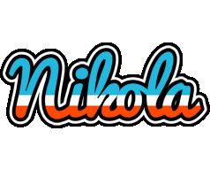 Nikola america logo