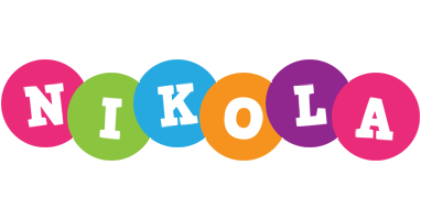 Nikola friends logo