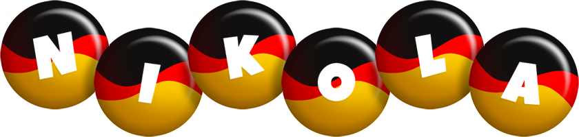 Nikola german logo