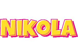 Nikola kaboom logo