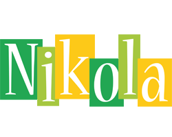 Nikola lemonade logo