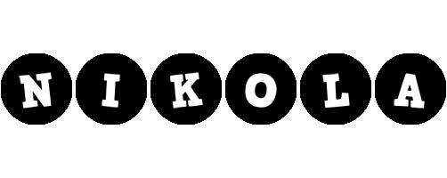 Nikola tools logo
