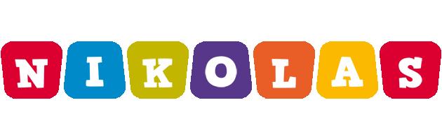 Nikolas daycare logo