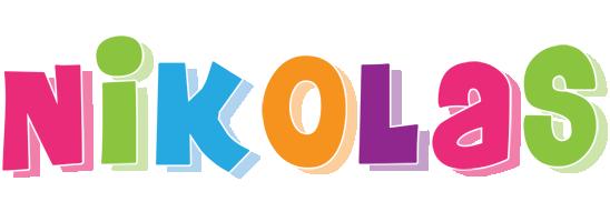 Nikolas friday logo