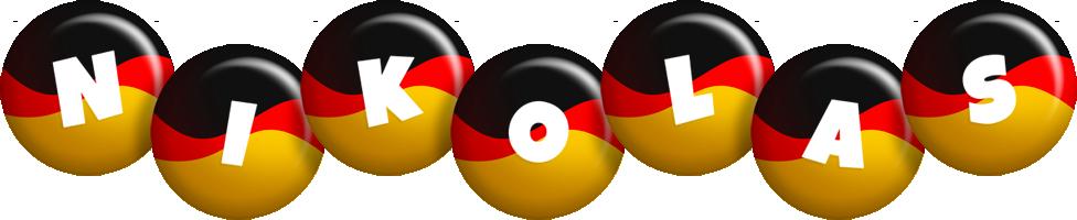 Nikolas german logo