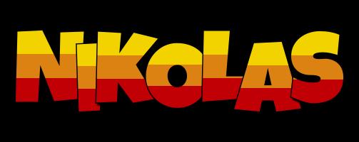 Nikolas jungle logo