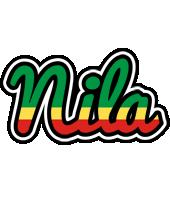 Nila african logo