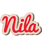Nila chocolate logo
