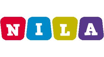 Nila daycare logo