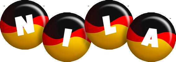 Nila german logo