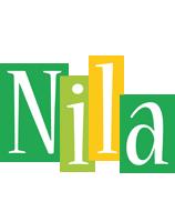 Nila lemonade logo