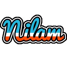 Nilam america logo