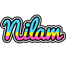 Nilam circus logo