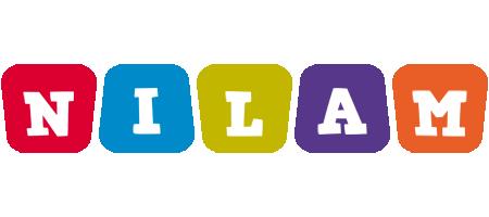 Nilam daycare logo