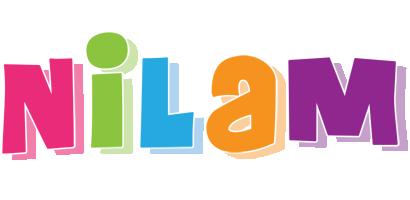 Nilam friday logo