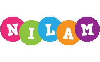 Nilam friends logo