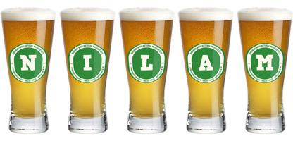 Nilam lager logo