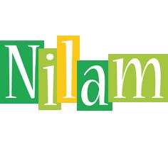 Nilam lemonade logo