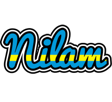 Nilam sweden logo