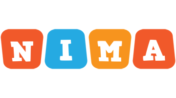 Nima comics logo