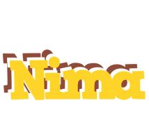 Nima hotcup logo