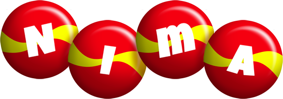 Nima spain logo