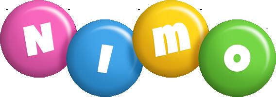 Nimo candy logo
