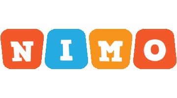 Nimo comics logo