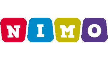 Nimo daycare logo
