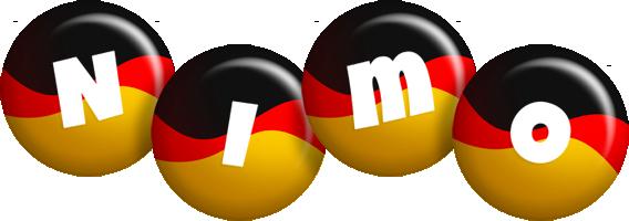 Nimo german logo