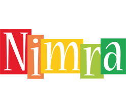 Nimra colors logo