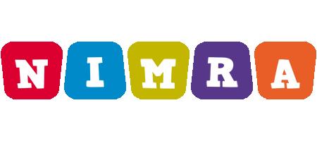 Nimra kiddo logo