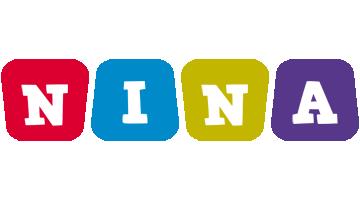 Nina daycare logo