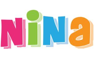 Nina friday logo